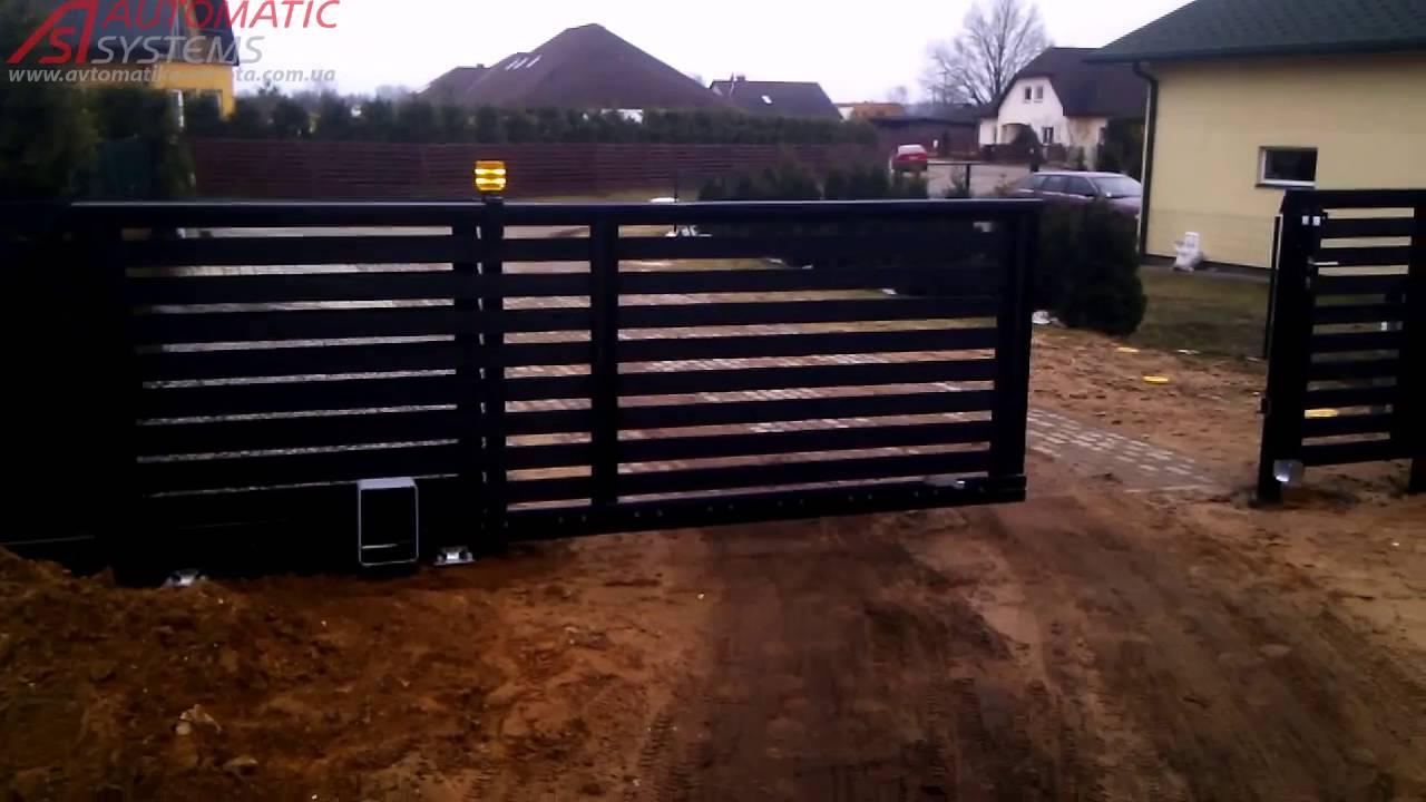 Doorhan sl-1300kit. Комплект привода для откатных ворот. Средства и системы контроля и управления доступом. Каталог оборудования систем безопасности. Тд тинко.