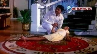 Santi Nivasam Full Length Telugu Movie    Krishna, Radhika, Suhasini    Ganesh Videos - DVD Rip..
