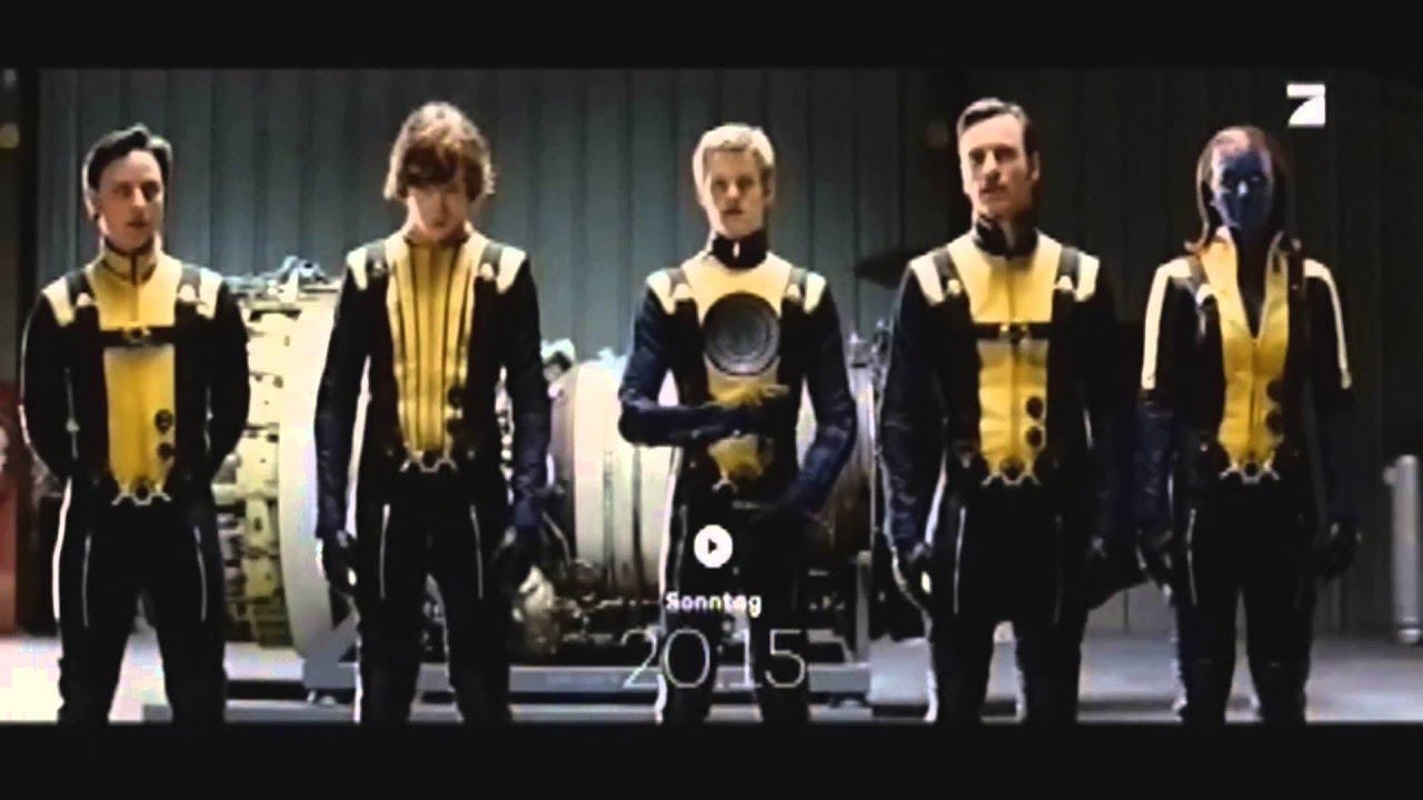 X-Men: Erste Entscheidung Besetzung