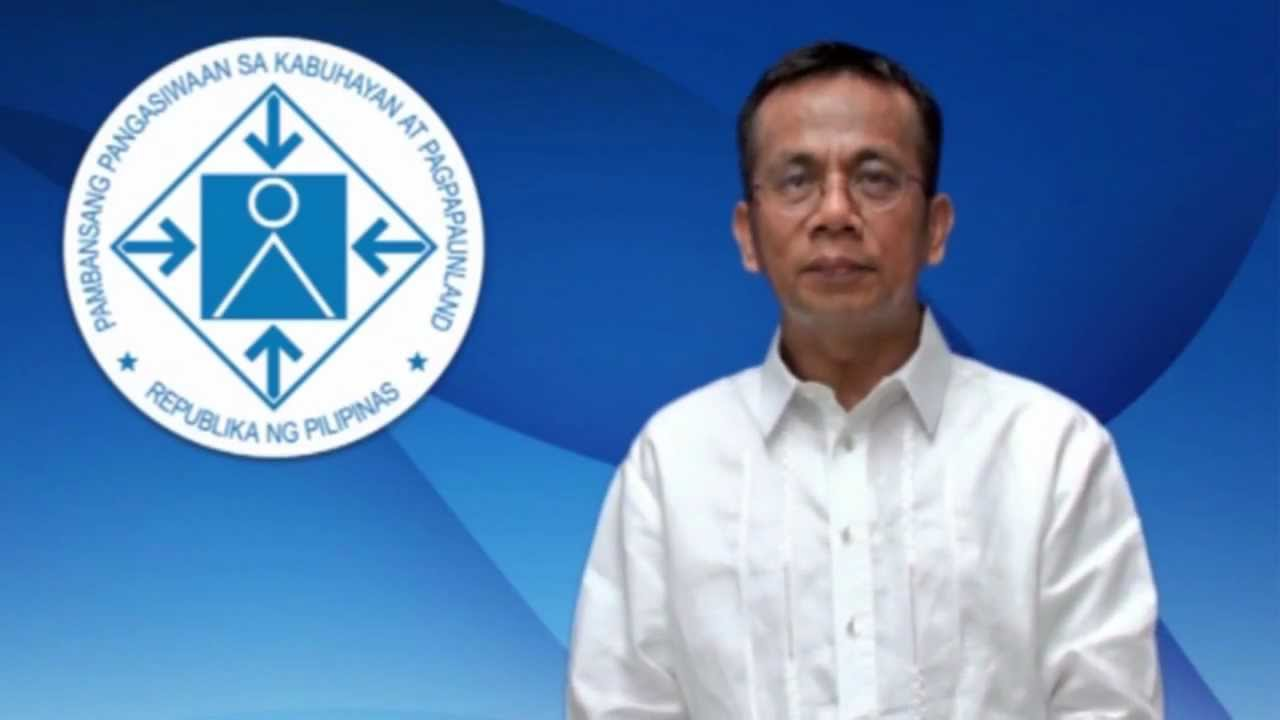 Arsenio Balisacan Peace Message of Sec Arsenio Balisacan YouTube