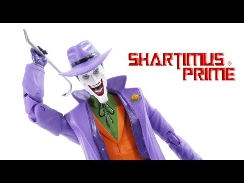 DC Icons Joker A Death In the Family DC Comics 6 Inch DC Collectibles Toy Action Figure Review
