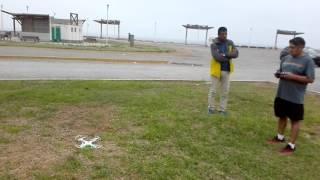 drone x7 space explorer