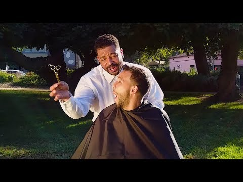 Never Try Cheating On Your Barber!