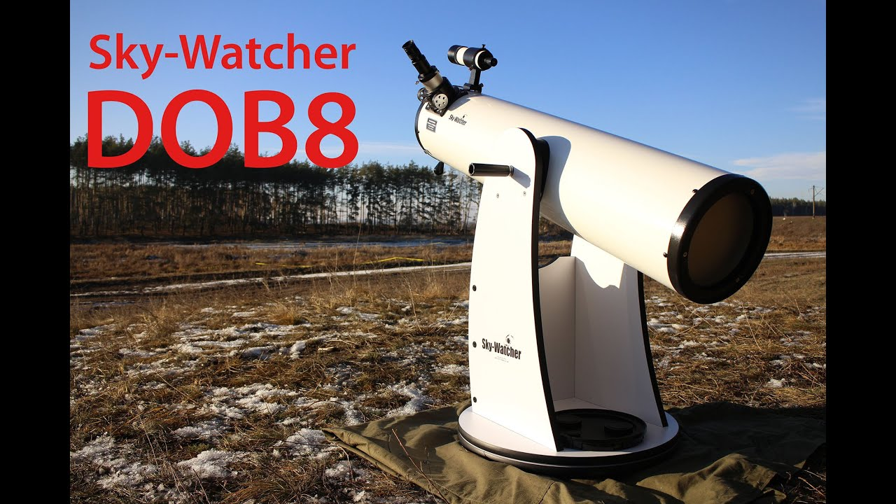 Видео-обзор телескопа Sky Watcher BKP15075 EQ3-2 - YouTube