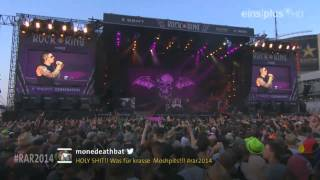 Avenged Sevenfold - Unholy Confessions - Live Rock Am Ring 2014