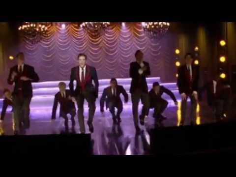 GLEE - Live While We're Young (Full Performance)  HD