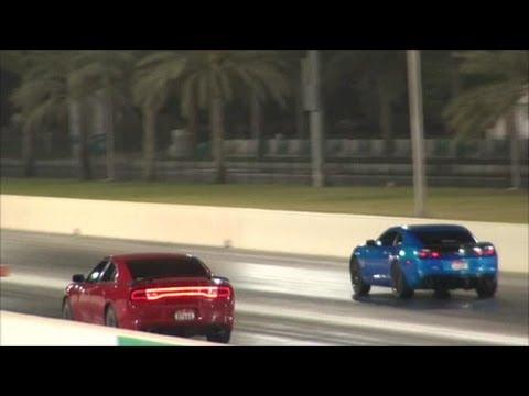 Abu Dhabi Super Street Drag Championship Races!!