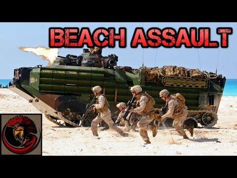 Combat Mission USMC - Beach Assault : PART 1