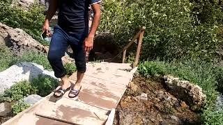 Aladağ küp şelaleleri kanyonu