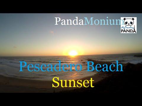Rv Living Vlog: Pacific Coast Highway Pescadero State Beach
