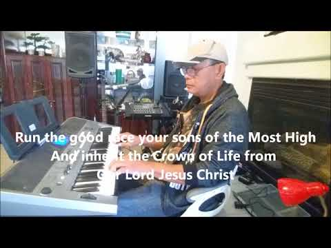 FIght The Good Fight Of Faith (Cover) by Josil Tayson Instrumental Live Keyboards