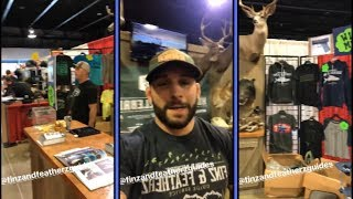 Chad Mendes Owns A Booth At A Flea Market
