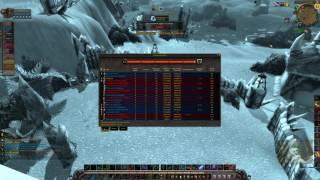 WoW legion frost DK BG PvP (no comment)