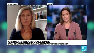 """Genoa Bridge collapse: """"This bridge has become a symbol of what has not been working in Italy"""""""