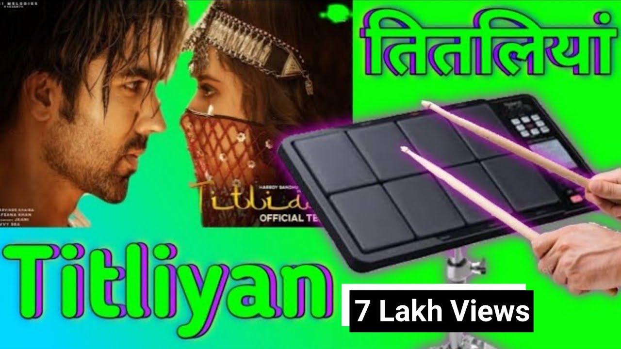 Download Titliyan Octapad Covered By Vinod Tanwar, Afsana Khan, Hardy Sandhu, Sargun Mehta, SPD 30 tutorial