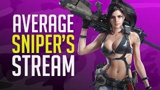 Average Sniper's Live Stream - FPS in 1080