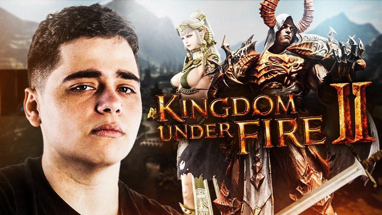 Download DÉCOUVERTE DE KINGDOM UNDER FIRE II