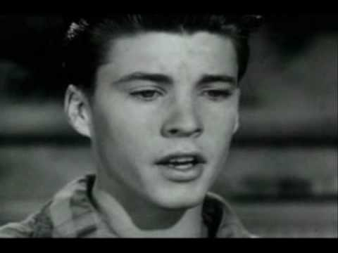 Ricky Nelson - A Teenager's Romance (Recorded on Mar 26, 1957)
