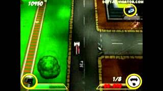 Police Destruction Street Video Gameplay - Available for Free Download at SOFT-NAVIGATOR