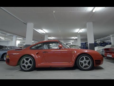 The Hidden Workshops Of Porsche Classic - /DRIVEN