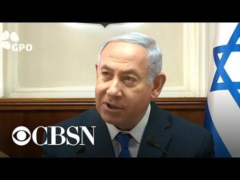 Israeli Prime Minister Netanyahu to be indicted