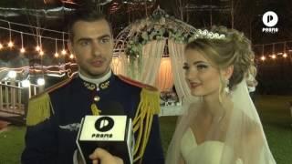 Nunta de poveste a Nataliei Moraru