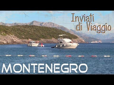 [INVIATI DI VIAGGIO] Ep.1 - Montenegro (Riviera di Budva. Bocche di Cattaro e Monastero di Ostrog)