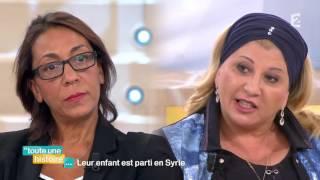 Leur enfant est parti faire le djihad en Syrie - REPLAY #touteunehistoire