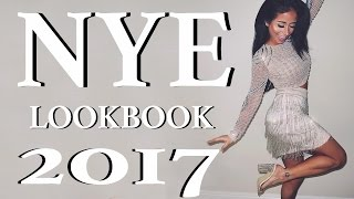 NEW YEARS EVE OUTFIT IDEAS 2017