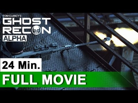 Ghost Recon Alpha Live Action Full Movie 2012 Hd Youtube