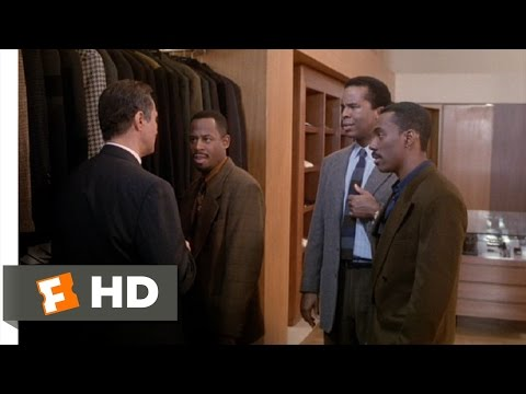 Boomerang (5/9) Movie CLIP - Racist Store Clerk (1992) HD