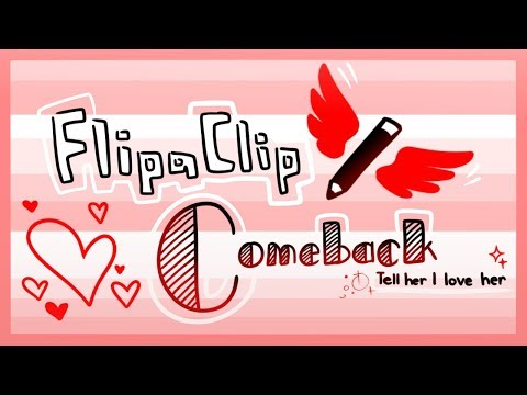|| Best Comeback #FlipaClip Animation [ Read Desc. ] • Based on my opinion
