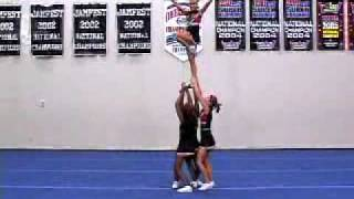 Winning it All! Vol 2 - Basics for Partner Stunts & Transitions