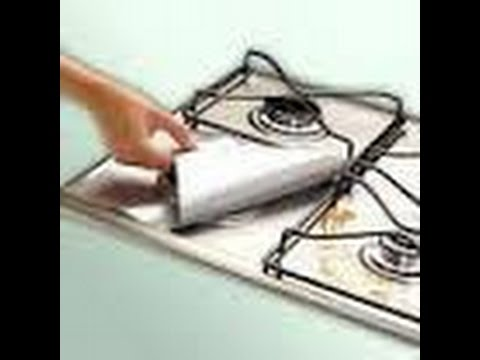 papel aluminio de cocina