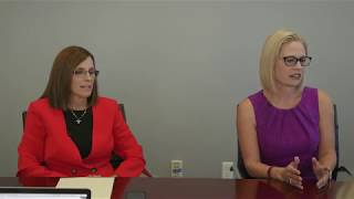 What McSally, Sinema said about attack ads and the Taliban comment