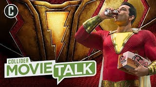 Shazam! Reshoots Begin with Zachary Levi - Movie Talk