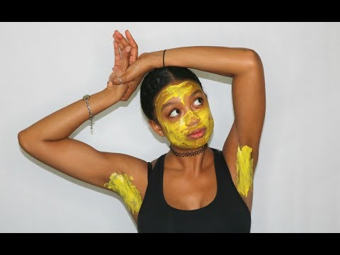 Turmeric Mask for Skin Lightening: Did it Work? (5 Day Challenge)