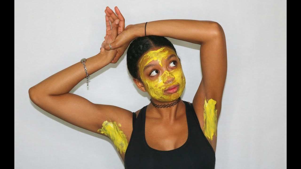 Turmeric Mask For Skin Lightening Did It Work 5 Day Challenge