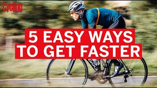 5 Easy Ways To Get Faster