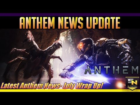 Anthem | News Update for July 24th- Free Roam, Javelin Skills, Upcoming Events & More!