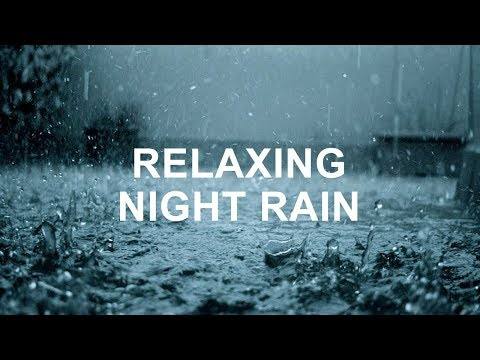 Relaxing Rain and Thunder Sounds Fall Asleep Faster Beat Insomnia Sleep  Relaxation Sounds