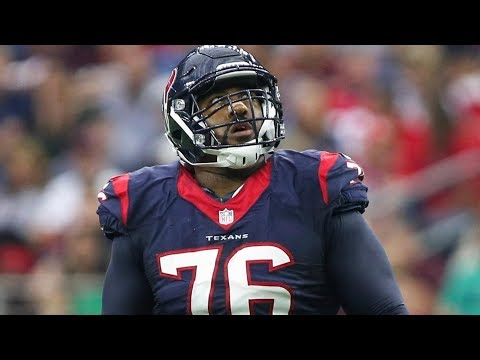 Duane Brown Ends Holdout With Texans | Stadium