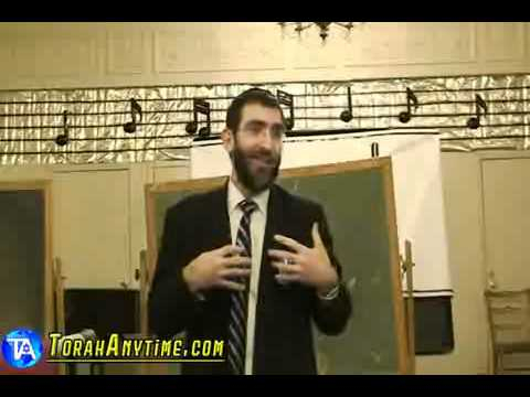 Rabbi Mordechai Kraft - Secrets Of Hebrew Language