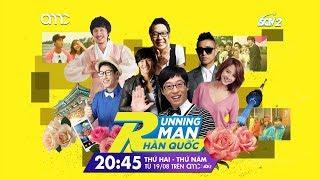 AMC TV Chính Thức Phát Sóng RUNNING MAN HÀN QUỐC