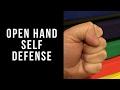 watch he video of Open Hand Self Defense