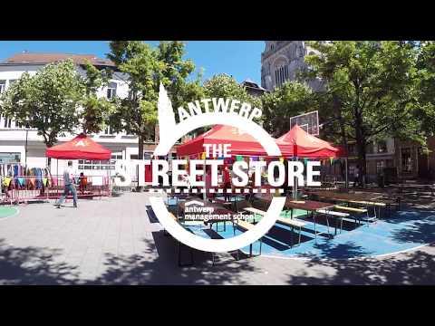 Antwerp Street Store by AMS