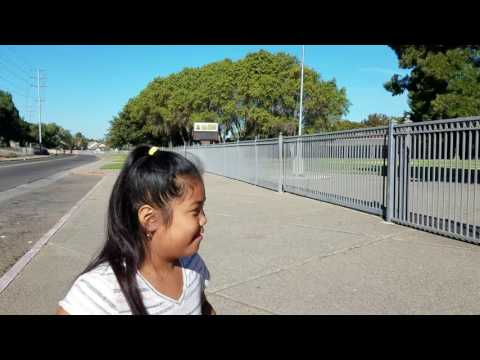 Vacation to California Stockton AA STAGG HIGH SCHOOL part.1