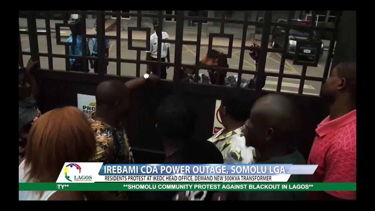 Download LCU44: IREBAMI CDA POWER OUTAGE, SOMOLU LGA - RESIDENT PROTEST
