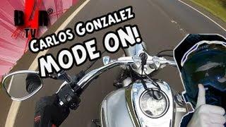 [Motovlog  B4R TV] Midnight Star 950 # Carlos Gonzalez MODE ON! Custom Ride!