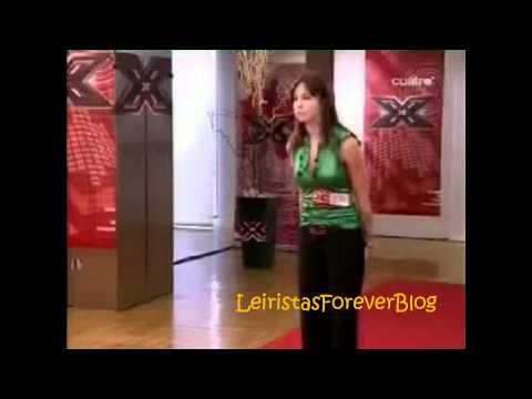 Casting de Factor X - Leire Martinez (27 de Mayo 2007)